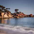 Bay Of Fires #2 by Karine Radcliffe