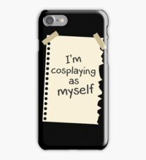 Me Myself iPhone Case/Skin