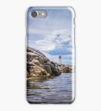 Peggys Cove iPhone Case/Skin