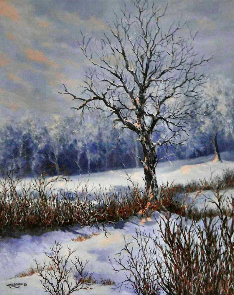 Winter Slumber by Lynne Wright