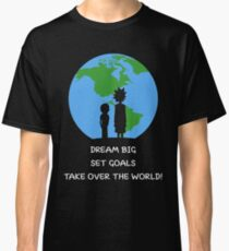 Dreams and Goals Classic T-Shirt