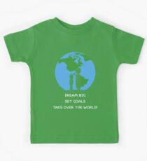 Dreams and Goals Kids Clothes