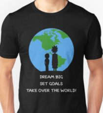 Dreams and Goals Unisex T-Shirt