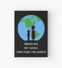 Dreams and Goals Hardcover Journal