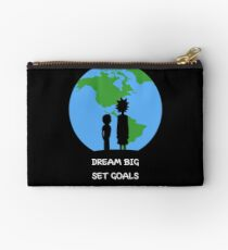 Dreams and Goals Studio Pouch