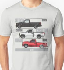 3 in 1 454SS Chevy Truck Unisex T-Shirt