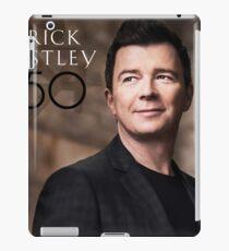 RICK ASTLEY -FAJAR- iPad Case/Skin
