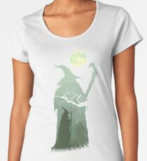 Into the Forest  Women's Premium T-Shirt