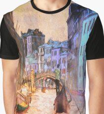 Venice Italy Graphic T-Shirt
