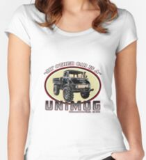 truck Women's Fitted Scoop T-Shirt