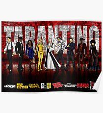 Tarantino Poster
