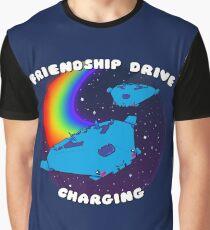 Friendship Drive Charging Graphic T-Shirt