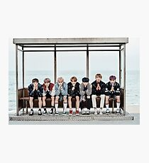 BTS (You Never Walk Alone) Photographic Print