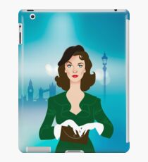 Myra at the Bridge iPad Case/Skin