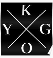 KYGO White Poster