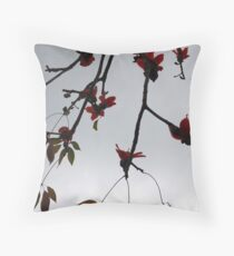 禪 ZEN Throw Pillow