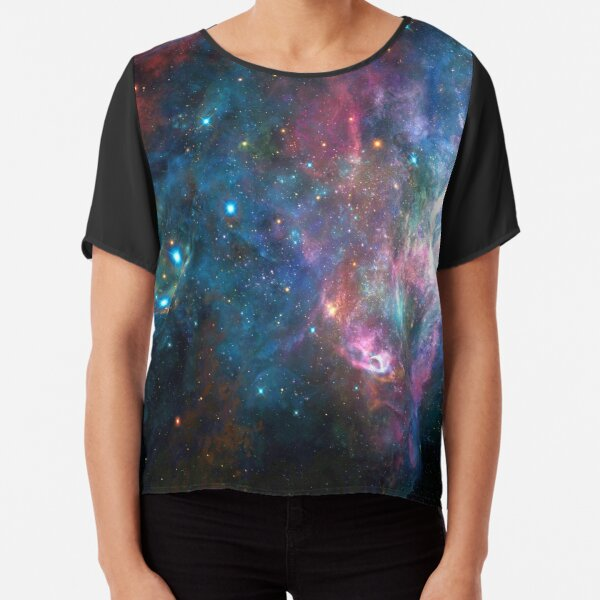 Out of This World! Chiffon Top