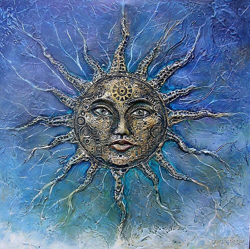 electric sun by greg ottlinger