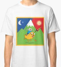 Finn's Jakeride Hofmann Acid Blotter Classic T-Shirt