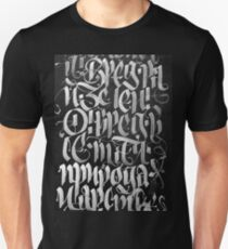 Gothic Graffiti T-Shirt