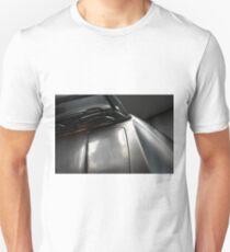 Black shining vintage car hood Unisex T-Shirt