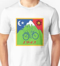 Hofmann's Bike Ride T-shirt Print T-Shirt