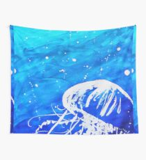 Jelly Below Wall Tapestry