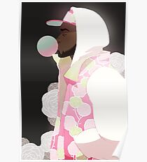 Bubblegum | Blow Poster