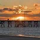 Smoky Bay Sunset, South Australia by LisaRoberts