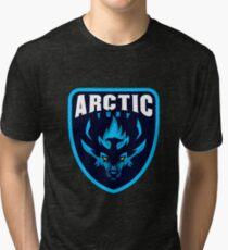 Arctic Fury Logo Tri-blend T-Shirt