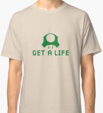 Savage Get A Life line Classic T-Shirt