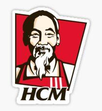 Ho Chi Minh KFC Sticker