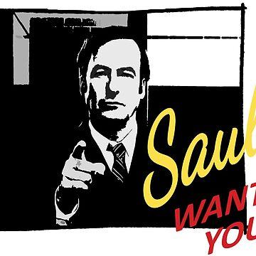 Saul Want You by elimau89