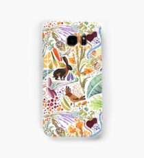 Vegetable Garden Party Samsung Galaxy Case/Skin