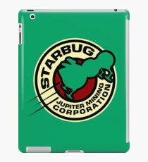 Jupiter Mining Corporation Logo iPad Case/Skin