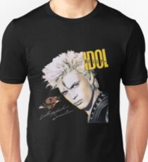 BILLY IDOL neurotic outsiders chelsea 4 Unisex T-Shirt