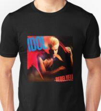 BILLY IDOL neurotic outsiders chelsea 6 Unisex T-Shirt