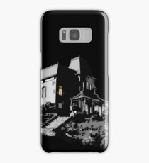 Welcome to Bates Motel Samsung Galaxy Case/Skin