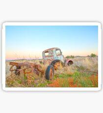 Old Truck...relic. Sticker