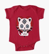 The three eye cat One Piece - Short Sleeve