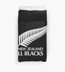 New Zealand All Blacks Duvet Cover