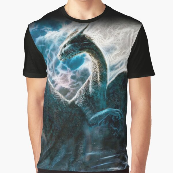Saphira The Dragon From The Hit Eragon Movie Graphic T-Shirt