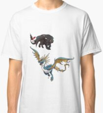 Toothless and Stormfly Classic T-Shirt