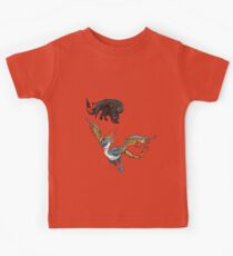 Toothless and Stormfly Kids Tee