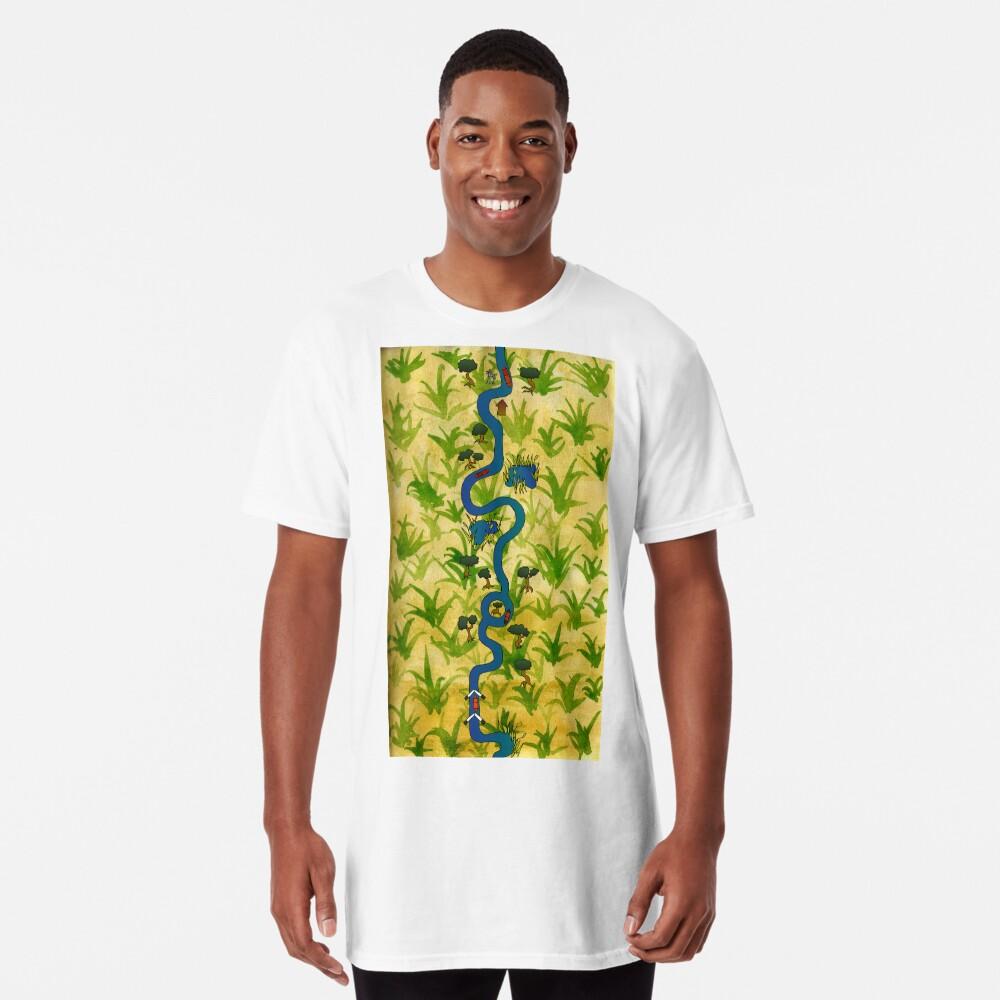 Canal Journey Long T-Shirt