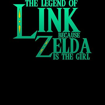 The Legend Of Link by KanaHyde