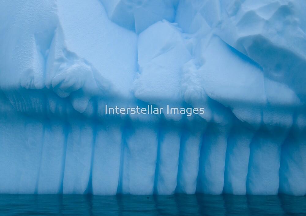 Icy Wonder by Interstellar Images