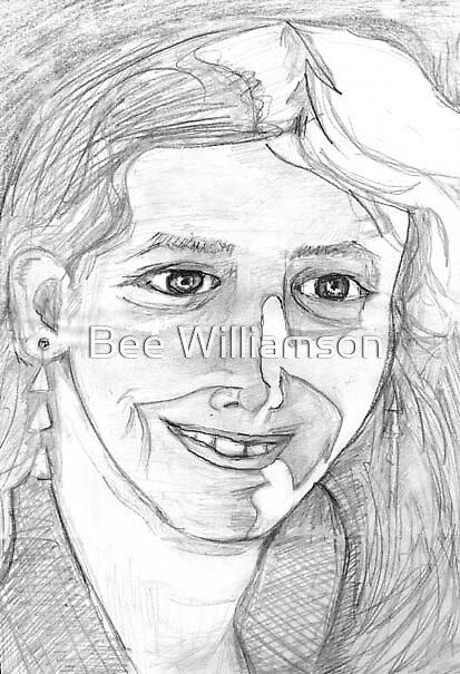 Carol in Byron by Bee Williamson