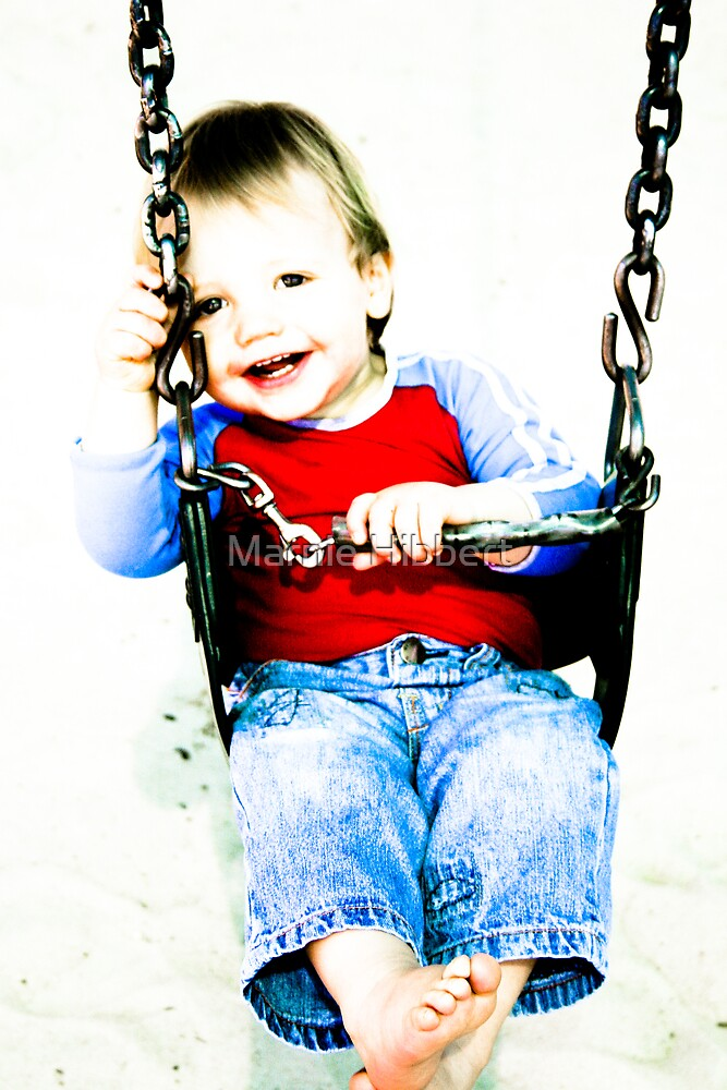 Swing Smiles by Marnie Hibbert