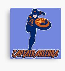 captain Arizona Canvas Print